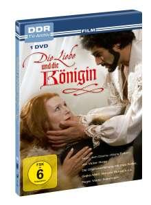 Die Liebe und die Königin, DVD