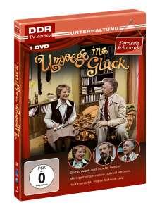 Umwege ins Glück, DVD