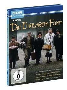Die ehrbaren Fünf, DVD