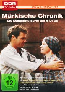 Märkische Chronik (Komplette Serie), 6 DVDs