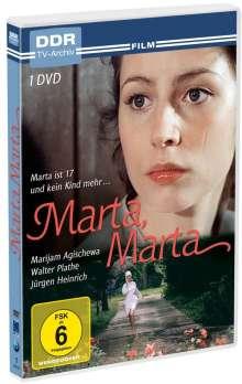Marta, Marta, DVD