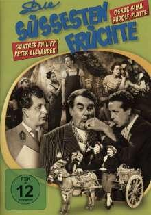 Die süssesten Früchte, DVD