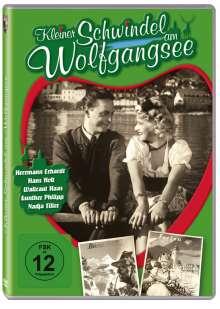 Kleiner Schwindel am Wolfgangsee, DVD