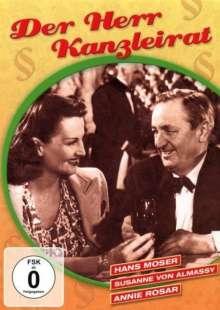 Der Herr Kanzleirat, DVD