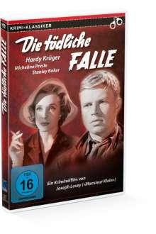 Die tödliche Falle, DVD