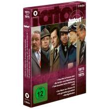 Tatort - 70er Box 2 (1973-1975), 3 DVDs