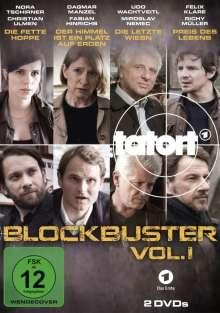 Tatort - Blockbuster 1, 2 DVDs