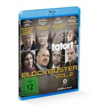 Tatort - Blockbuster 2 (Blu-ray), 2 Blu-ray Discs