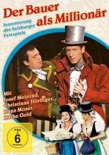 Der Bauer als Millionär, DVD