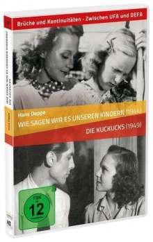 Wie sagen wir es unseren Kindern / Die Kuckucks, 2 DVDs