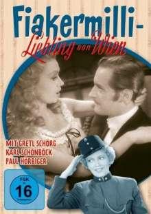 Fiakermilli - Liebling von Wien, DVD