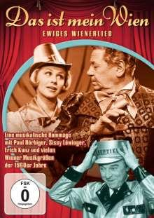 Das ist mein Wien, DVD