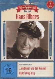 Hans Albers: ...und über uns der Himmel / Käpt'n Bay-Bay, 2 DVDs
