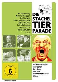 Die Stacheltierparade, DVD