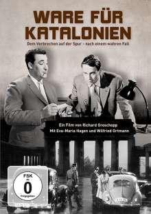 Ware für Katalonien, DVD