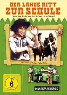 Der lange Ritt zur Schule, DVD