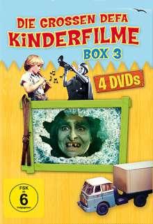 Die grossen DEFA Kinderfilme Box 3, 4 DVDs