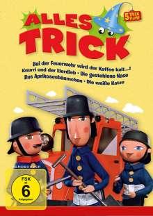 Alles Trick: Bei der Feuerwehr wird der Kaffee kalt, DVD