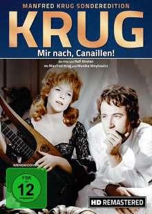 Mir nach, Canaillen!, DVD