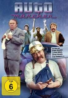 Automärchen, DVD