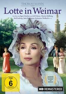 Lotte in Weimar, DVD