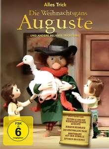 Alles Trick: Die Weihnachtsgans Auguste und andere beliebte Trickfilme, DVD