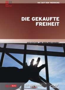Die Berliner Mauer Vol.04: Die gekaufte Freiheit, DVD