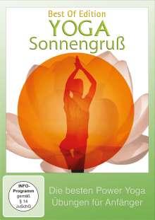 Best of Yoga Sonnengruß - Das besten Power Yoga Übungen für Anfänger, DVD