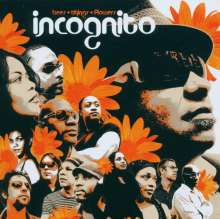 Incognito: Bees + Things + Flowers, CD