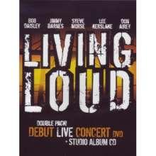 Living Loud: Debut Live Concert 2004, 1 DVD und 1 CD