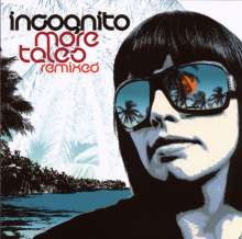Incognito: More Tales Remixed, CD