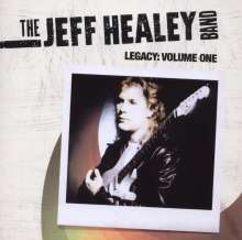 Jeff Healey: Legacy: Volume One, 2 CDs