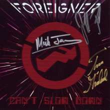 """Foreigner: Can't Slow Down (Collector's Edition) (CD + 7""""), 1 CD und 1 Single 7"""""""