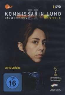 Kommissarin Lund Staffel 2, 5 DVDs
