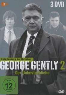 George Gently Staffel 2, 3 DVDs