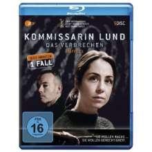 Kommissarin Lund Staffel 1 (Blu-ray), 5 Blu-ray Discs