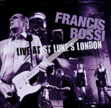 Francis Rossi (Status Quo): One Step At A Time - Live From St. Luke´s, London 2010, CD