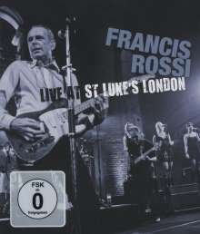 Francis Rossi (Status Quo): Live At St Luke's London 2010, Blu-ray Disc