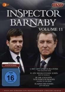 Inspector Barnaby Vol. 11, 4 DVDs