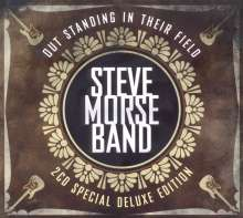 Steve Morse: Out Standing In Their Field & Live From Germany (Deluxe Ed.), 2 CDs