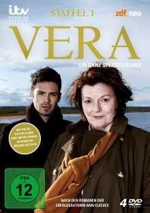 Vera Staffel 1, 4 DVDs