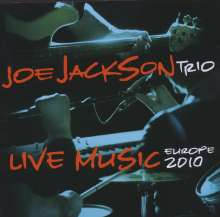 Joe Jackson (geb. 1954): Live Music, CD