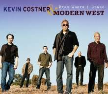 Kevin Costner & Modern West: From Where I Stand, CD