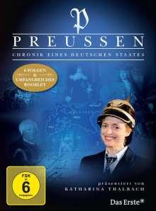 Preussen - Chronik eines deutschen Staates, 2 DVDs
