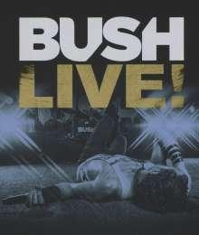 Bush: Live!, Blu-ray Disc