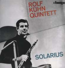 Rolf Kühn (geb. 1929): Solarius, LP