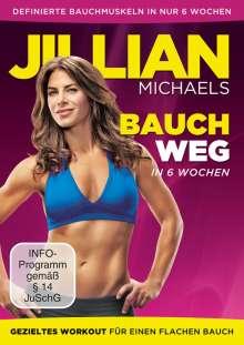 Jillian Michaels: Bauch weg in 6 Wochen, DVD