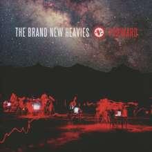 The Brand New Heavies: Forward!, CD