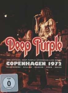 Deep Purple: Copenhagen 1972, DVD