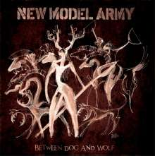 New Model Army: Between Dog And Wolf (180g) (Limited-Edition), 2 LPs